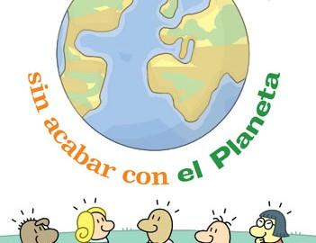 Cómo vivir sin acabar con el planeta (portada)